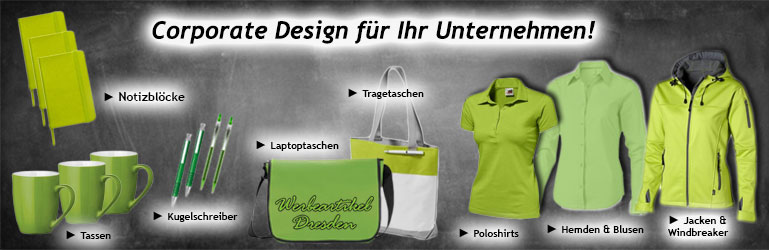 Ein Corporate Design ist wichtig für das Unternehmen