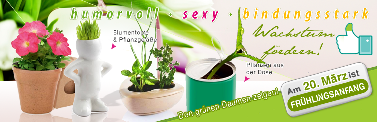 Frühlingsanfang bei Werbeartikel Dresden
