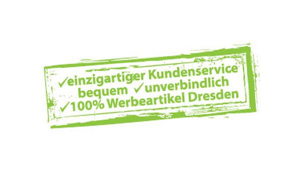 One Click Anfrage NUR bei Werbeartikel Dresden