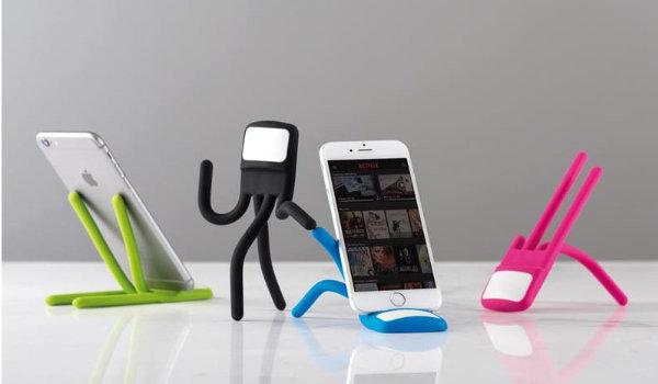 vom handyhalter zur powerbank werbemittel f rs smartphone. Black Bedroom Furniture Sets. Home Design Ideas