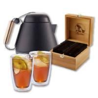 Tee und Teezubehör