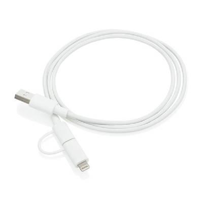 3 in 1 Kabel für iPhone und iPad