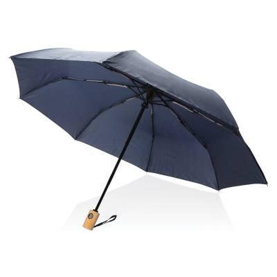 21 Zoll RPET Schirm mit automatischer Öffnung und Schließung