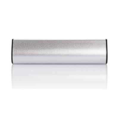2200 mAh Solar Powerbank - silber - 2200 mAh