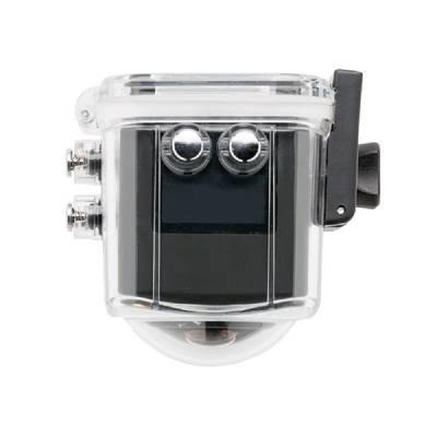 360 Grad Action-Kamera - schwarz