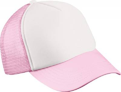 5 Panel Polyester Mesh Cap for Kids MB071