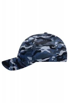6 Panel Camouflage Cap MB6227