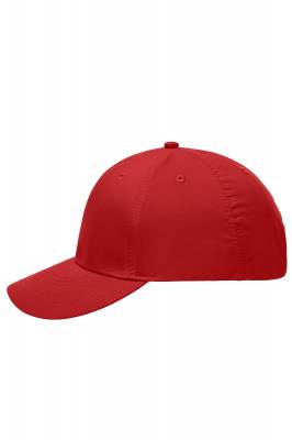 6 Panel Polyester Peach Cap MB6135