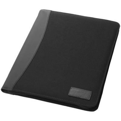 A4 Schreibmappe-schwarz