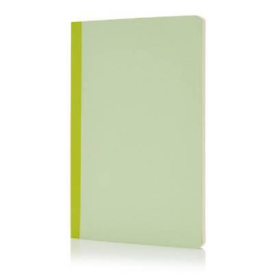 A5 Notizbuch Journal - grün
