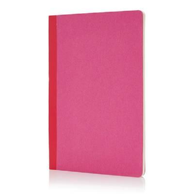 A5 Notizbuch Journal - rosa