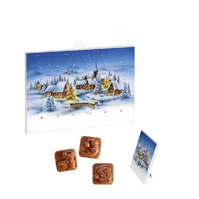 A5-Schoko-Adventskalender BASIC