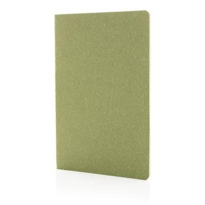 A5 Softcover Notizbuch-grün