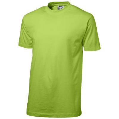 Ace Kurzarm T-Shirt-grün(apfelgrün)-S