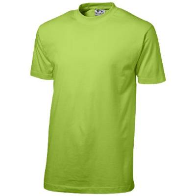 Ace Kurzarm T-Shirt-grün(apfelgrün)-XL