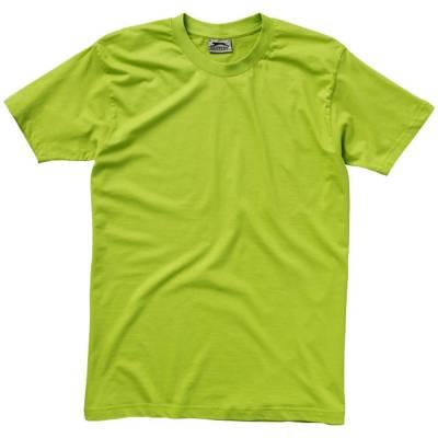 Ace Kurzarm T-Shirt-grün(apfelgrün)-XXXL