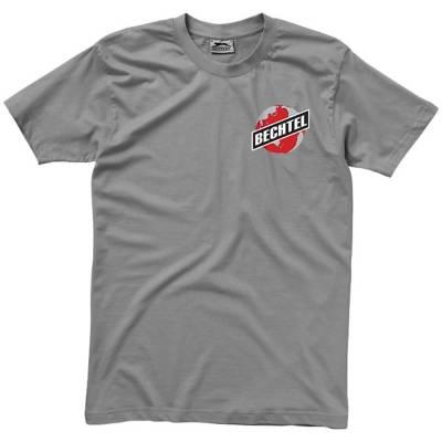 Ace Kurzarm T-Shirt-grau-M