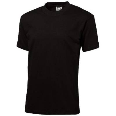 Ace Kurzarm T-Shirt-schwarz-XXXL