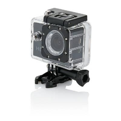 Action Kamera mit Zubehör