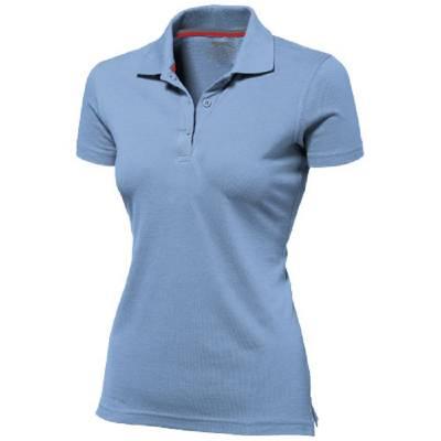 ... Slazenger Advantage Damen Poloshirt - blau(hellblau) - S ... 8389d16620