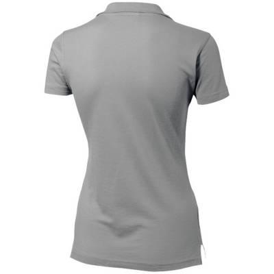 Slazenger Advantage Damen Poloshirt - grau - S