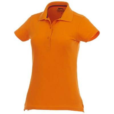Slazenger Advantage Damen Poloshirt - orange - S