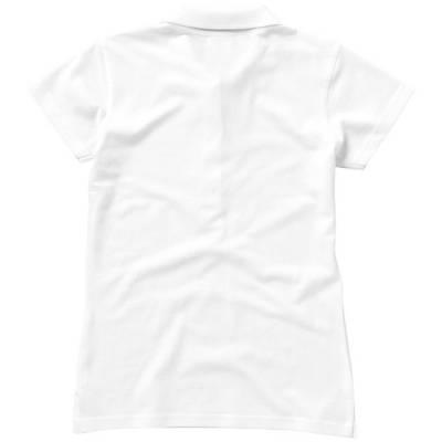 Slazenger Advantage Damen Poloshirt - weiß - S