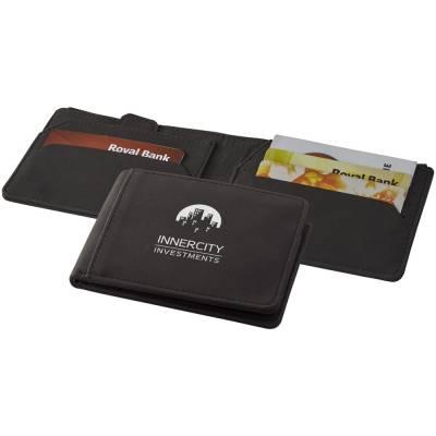 Adventurer RFID-Geldbörse-schwarz