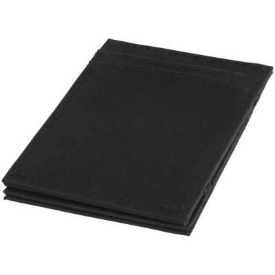 Adventurer wendbare RFID-Brieftasche-schwarz