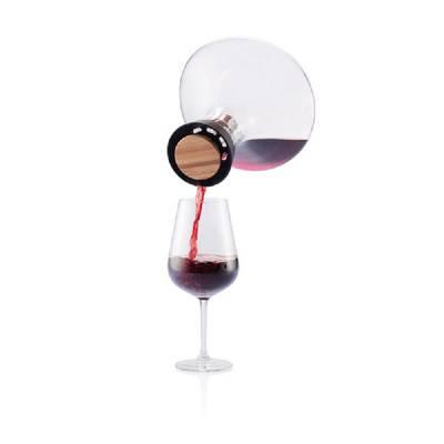 Aerato Rotweinkaraffe - schwarz