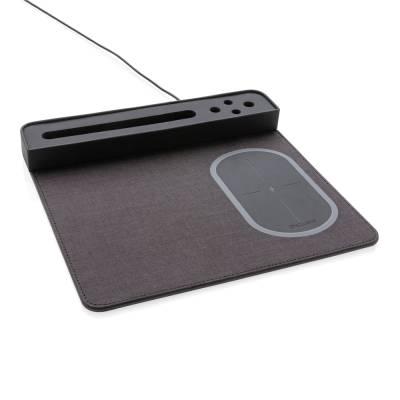 Air Mauspad mit 5W Wireless Charger und USB