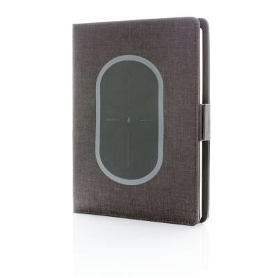 Air Notizbuchcover mit kabelloser Aufladefunktion