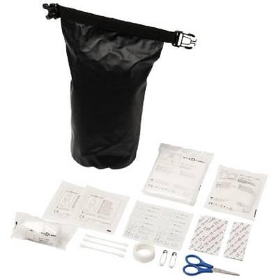 Alexander 30-teiliges Erste-Hilfe-Set mit wasserfester Tasche-schwarz