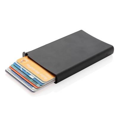 Aluminium RFID Kartenhalter