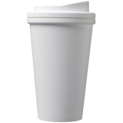Americano® Grande 350 ml Isolierbecher-weiß-weiß