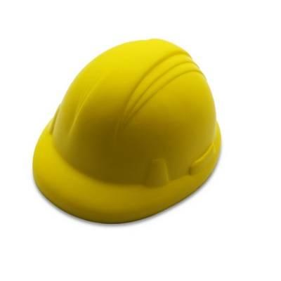 Anti-Stress-Spielzeug Helm-gelb-