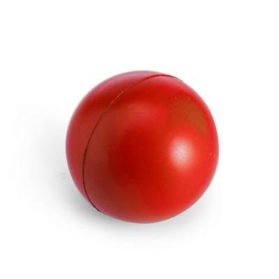 Anti-Stress-Spielzeug Kugel-rot