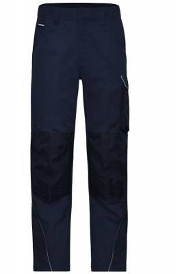 Arbeitshose Pants Solid-JN878-blau(navyblau)-110