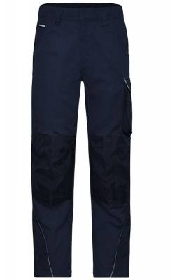 Arbeitshose Pants Solid-JN878-blau(navyblau)-98