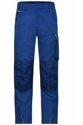 Arbeitshose Pants Solid-JN878-blau(royalblau)-52