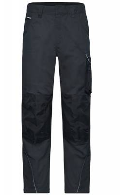 Arbeitshose Pants Solid-JN878-grau(carbongrau)-28