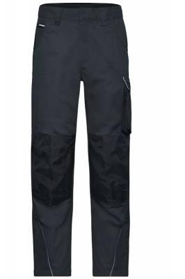 Arbeitshose Pants Solid-JN878-grau(carbongrau)-98