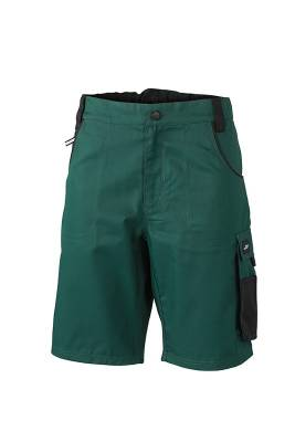 Arbeitsshorts Sebastian-JN835-grün(dunkelgrün)-48