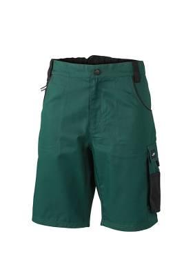 Arbeitsshorts Sebastian-JN835-grün(dunkelgrün)-50