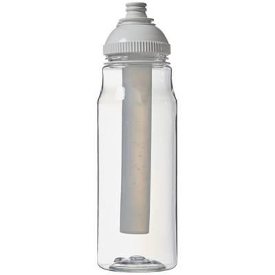 Arctic Flasche mit Eisbehälter-transparent