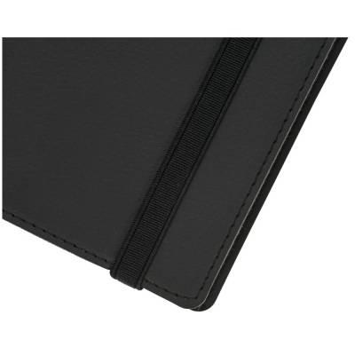 Aria A5 Notizbuch und Stift Set-schwarz