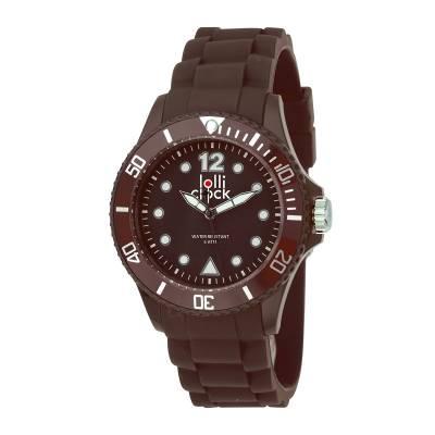 Armbanduhr LOLLICLOCK--braun