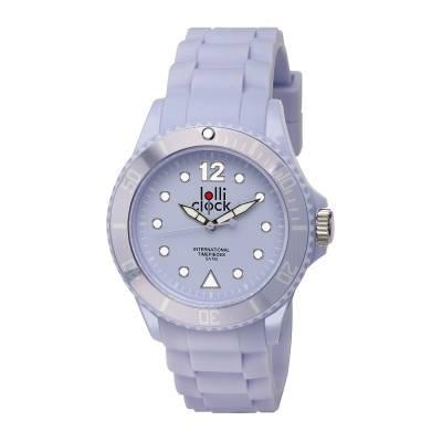 Armbanduhr LOLLICLOCK-PASTELL-lila