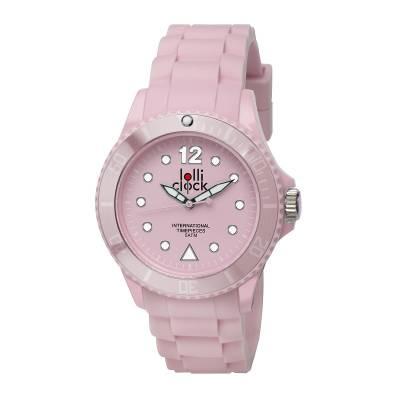 Armbanduhr LOLLICLOCK-PASTELL-pink(magenta)