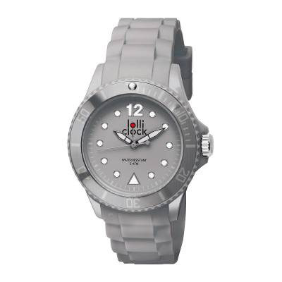 Armbanduhr LOLLICLOCK--grau